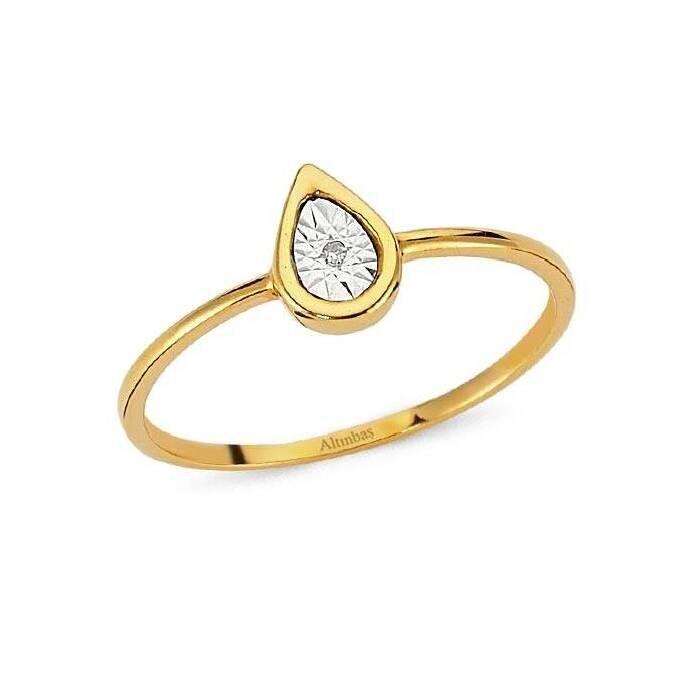 0.01 Carat Diamond Ring