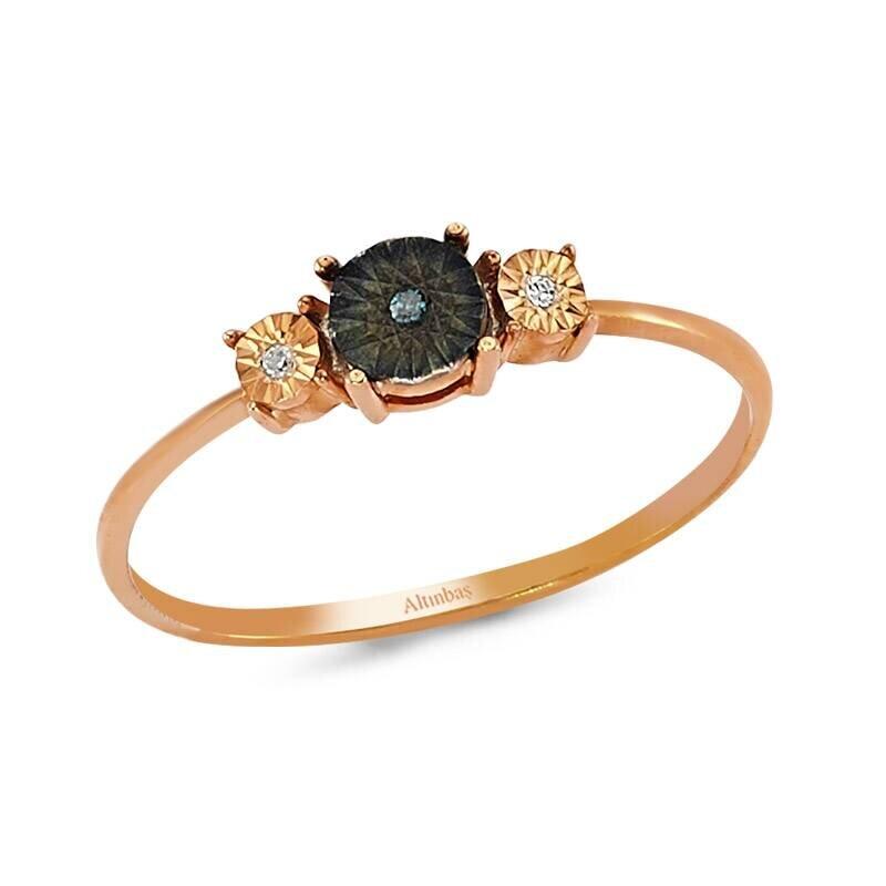 0.02 Carat Diamond Ring