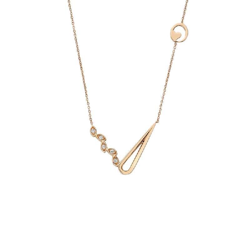 Promiss Diamond Necklace