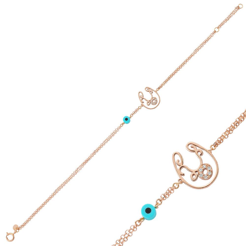 0.02 Carat Diamond Bracelet