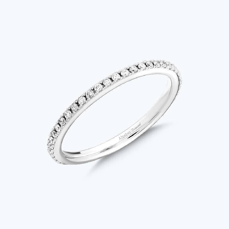 0.31 Carat Eternity Diamond Ring