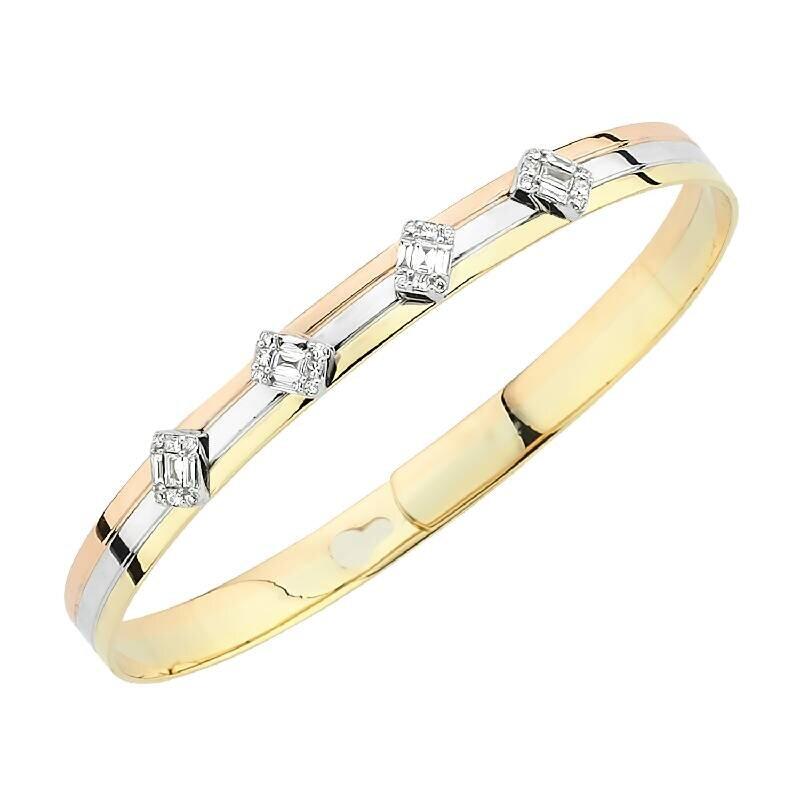 0.43 Carat Diamond Bracelet