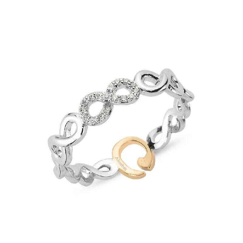 0.07 Carat Bague Diamant Promiss