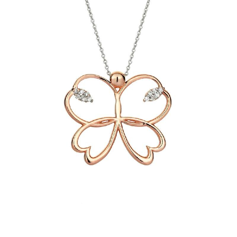 Mariposa Diamond Necklace