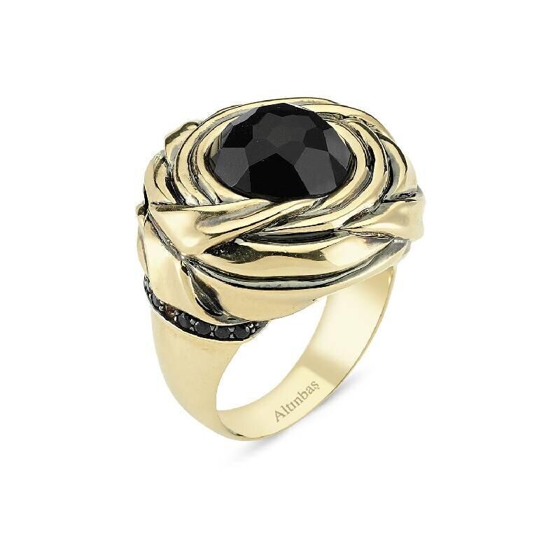 Altın Mimar Sinan Yüzüğü