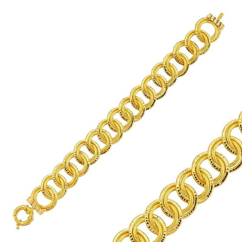 22 K Gold Bracelet