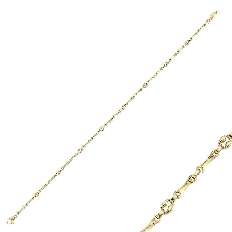 Men Gold Bracelet