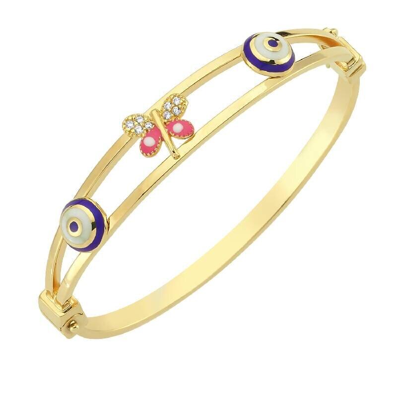 Kid's Gold Bracelet