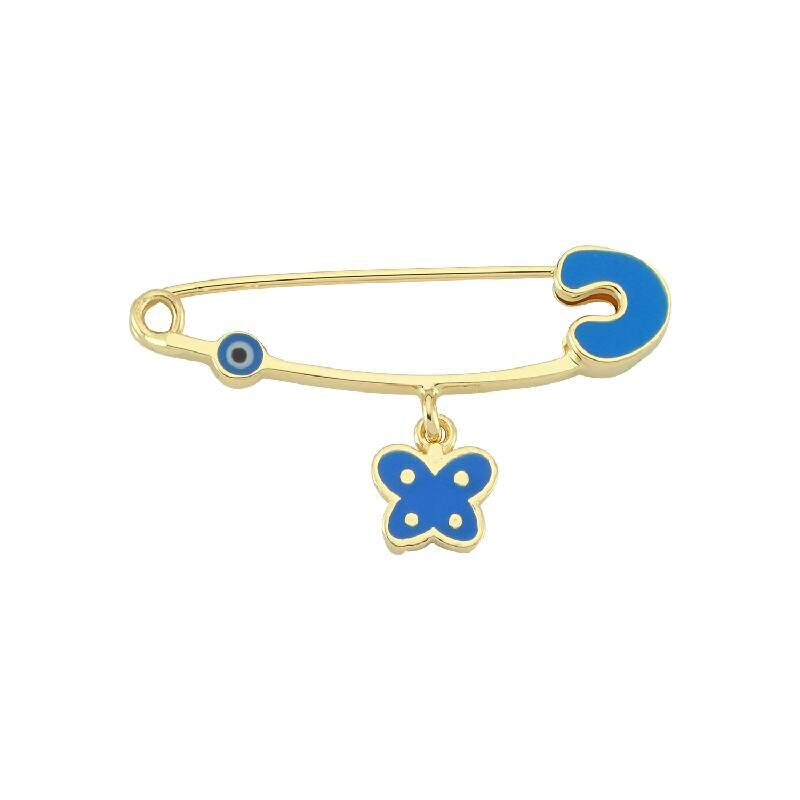 Butterfly Gold Baby Pin
