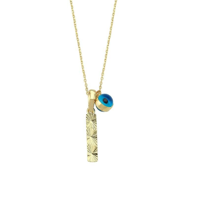 Collier Or Lettre I