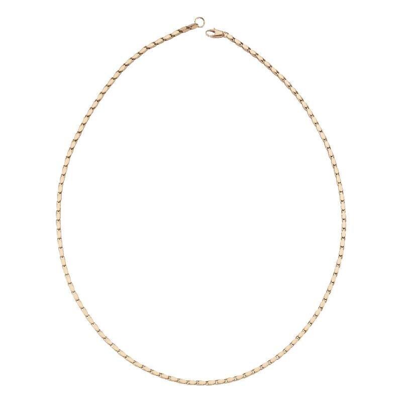 Men's Gold Necklace