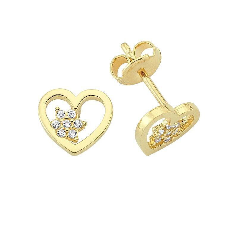 Kid's Gold Earring