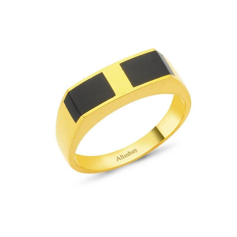 22 Ayar Altın Erkek Yüzüğü
