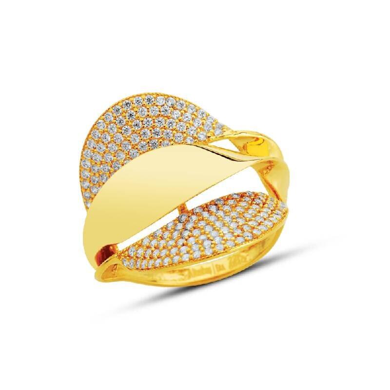 22 K Bracelet Or Solitaire